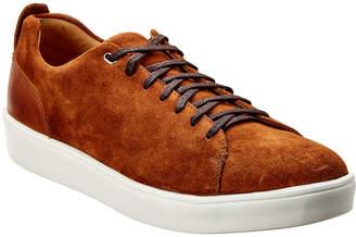 Donald J Pliner Alan Leather Sneaker