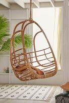 Urban Outfitters Tenley Rattan Swing Chair