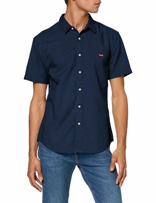 Levi's Men's Ss Battery Hm Slim Casual Shirt