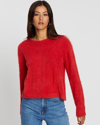 All About Eve Morgan Knit