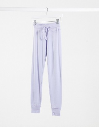 Gilly Hicks loungewear legging in purple