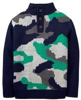 Gymboree Camo Sweater