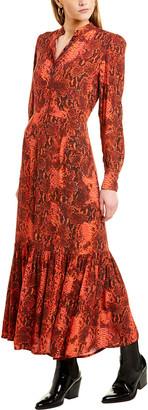 Monroe Notes Du Nord Maxi Dress
