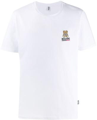 Moschino Underbear logo T-shirt