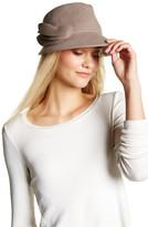 Eric Javits Leaf Wool Hat