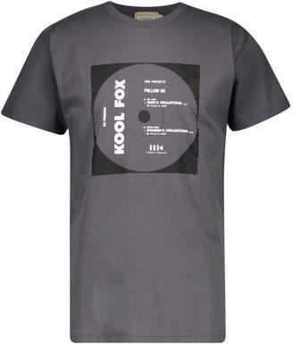 MAISON KITSUNÉ CD Cover t-shirt