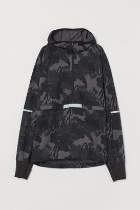 H&M Hooded Running Anorak