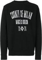 Marcelo Burlon County of Milan Jak crewneck sweatshirt