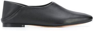 Vince Slip-On Ballerina Shoes
