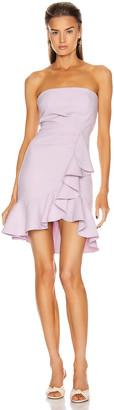 Cinq à Sept Cassandra Dress in Rose Quartz | FWRD