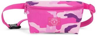 Parkland Bobbi Recycled Hip Pack, Woodland Camo Pink