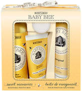 Burt's Bees Baby Bee Sweet Memories Gift Set with Photo Box