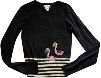 Sonia Rykiel Black Cashmere Knitwear
