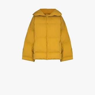 Bottega Veneta Quilted Puffer Jacket