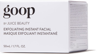 Juice Beauty goop by Exfoliating Instant Facial