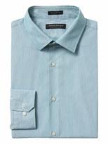 Banana Republic Grant Slim-Fit Supima Cotton Stripe Shirt