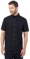 J By Jasper Conran Navy Linen Blend Shirt