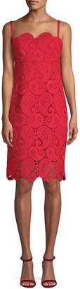 Nanette Lepore Little Secrets Lace Sheath Dress