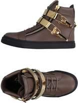Giuseppe Zanotti Design High-tops & sneakers - Item 11261179