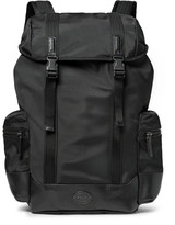 Polo Ralph Lauren Thompson Leather-Trimmed Water-Repellant Canvas Backpack