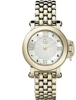 Gc Guess Collection Femme Bijou X52004L1S 30mm Gold Plated Stainless Steel Case Gold Plated Stainless Steel Synthetic Sapphire Women's Watch