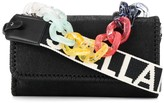 Stella McCartney Falabella rainbow chain bag