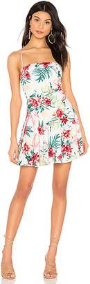 superdown Carlita Strappy Back Dress