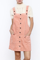 Timeless Addy Overall Dress