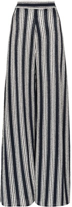 Three Graces Philippa wide-leg trousers