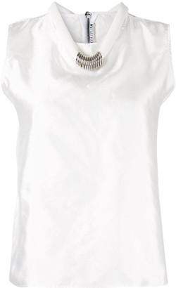 Maticevski Necklace Blouse