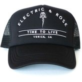 Electric & Rose - Men's Time to Live Hat - Black