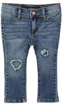 Joe's Jeans Insert Patch Jegging (Baby Girls)