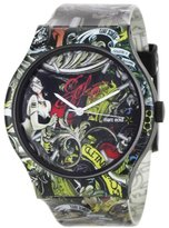 Ecko Unlimited Midsize E06508M1 Artifaks Unlimited Ink Watch