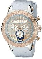 Mulco Men's MW5-2331-413 Couture Analog Display Swiss Quartz Blue Watch