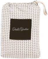 DwellStudio Dwell Studio Fitted Crib Sheet, Chevron