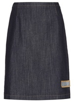 J.W.Anderson A-line Denim Skirt