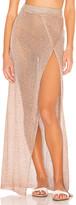 superdown x REVOLVE Keva Wrap Maxi Skirt