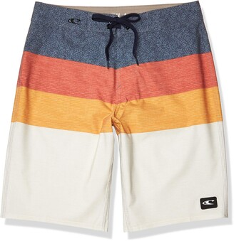 O'Neill Men's 20 Inch Outseam Ultrasuede Swim Boardshort