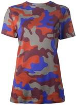 Christopher Kane camouflage t-shirt