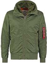 Alpha Industries Standart Fit Winter Jacket Sage Green