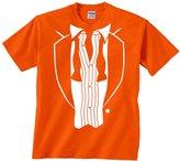 Fair Game Rat Pack Open Tie Tux Tuxedo T-Shirt-L
