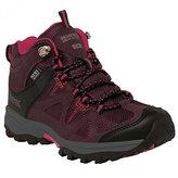 Regatta Unisex Kids' Gatlin Mid High Rise Hiking Boots,30 EU