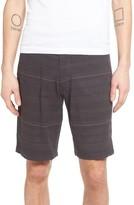 Ezekiel Men's Mixed Stripe Shorts