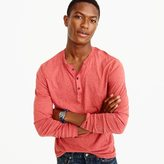 J.Crew Slim broken-in henley