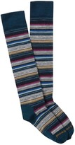 Smartwool Margarita Striped Knee High Socks
