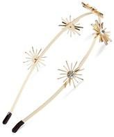Cara Deco Star Rhinestone Headband