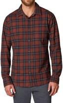 Prana Woodman Flannel Shirt - Organic Cotton, Long Sleeve (For Men)