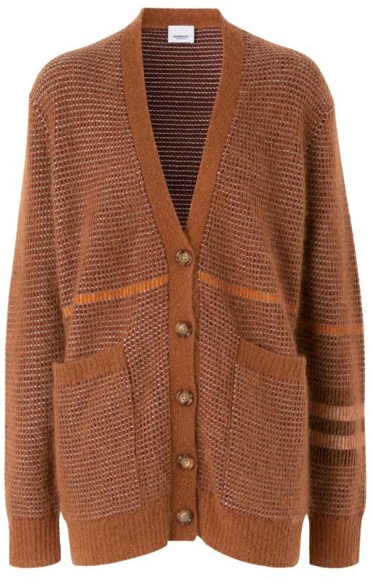 Burberry Soft-Knit Cardigan