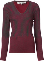 Carolina Herrera v-neck jumper