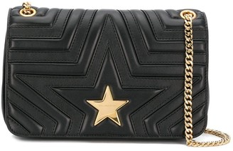 Stella McCartney Stella Star flap-over shoulder bag